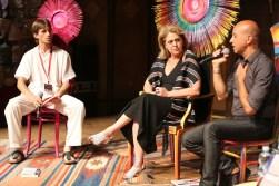 Gerusalemme senza Dio, D'Alessandro intervista Paola Caridi e Nabil Salameh