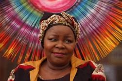 L'ambasciatrice del Sudafrica Nomatemba Tambo