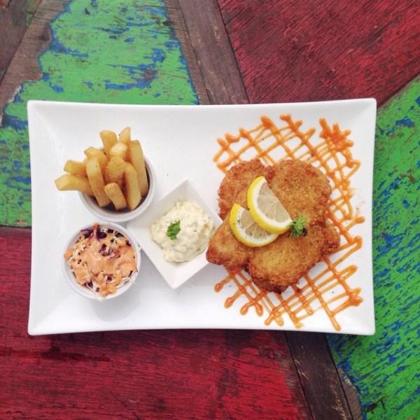 Stilrod Cafe fish n chips