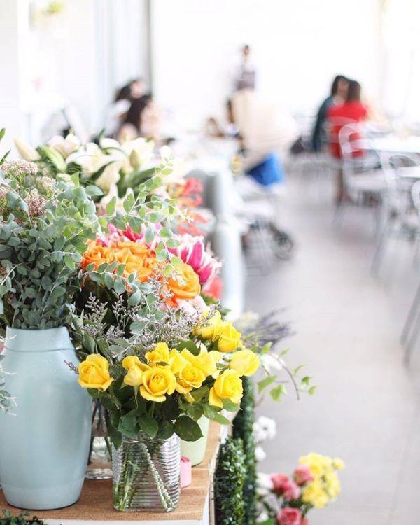 Lareia flowers