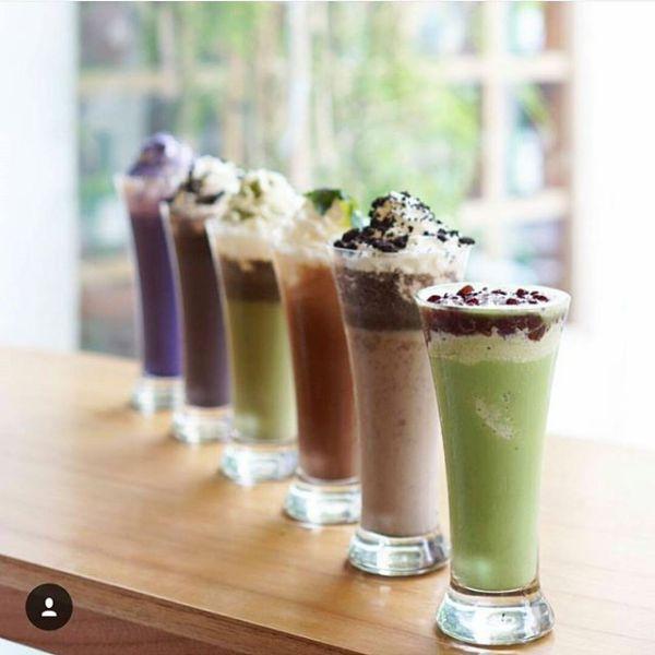 Matcha Cafe blend