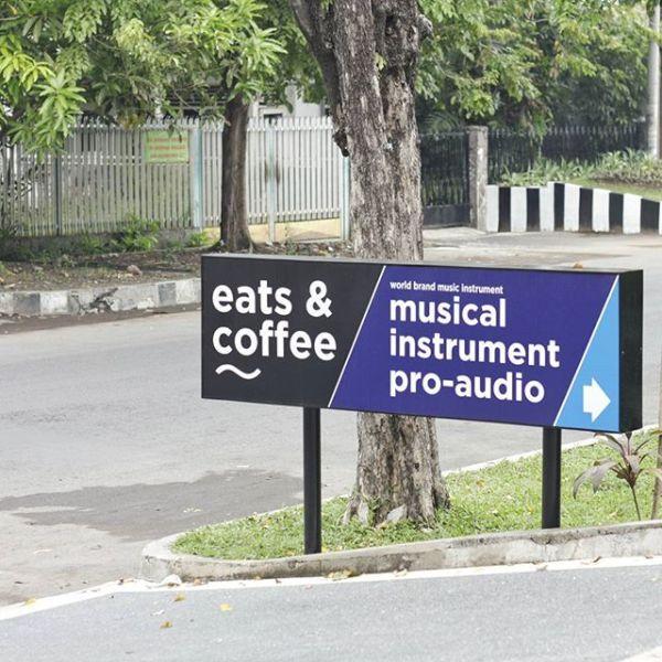 Caturra Espresso sign