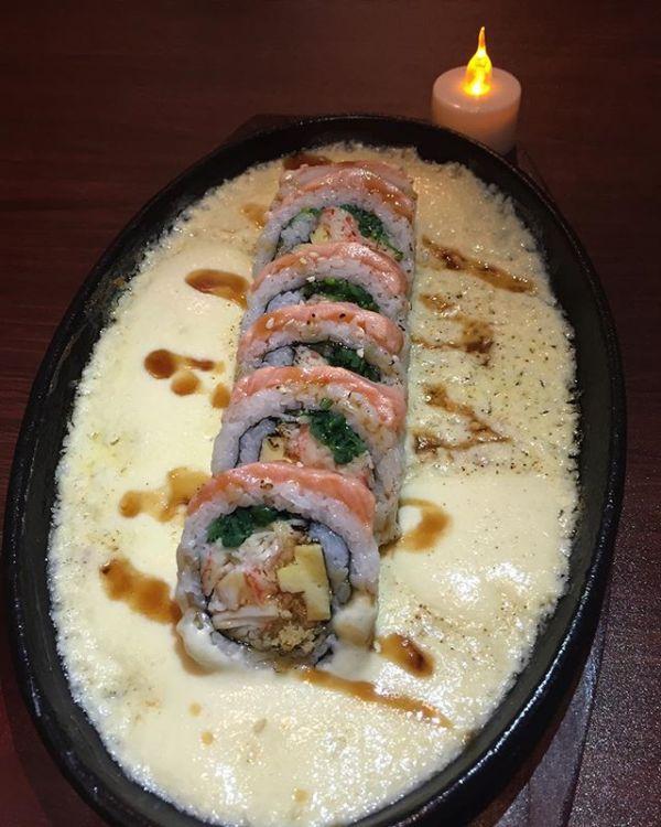 K Sushi Lava Roll