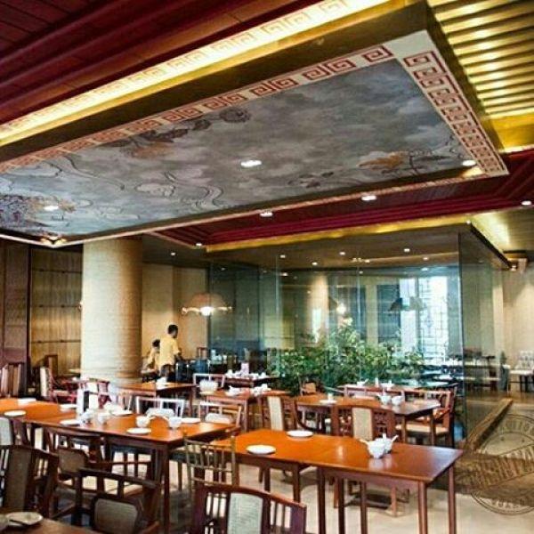 Maystar Restaurant inside