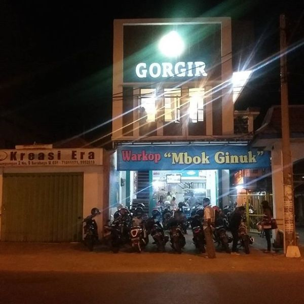 Gorengan Girang outlet