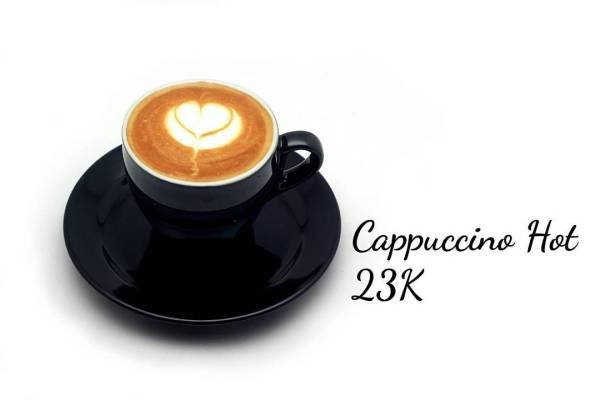 cappuccino-hot