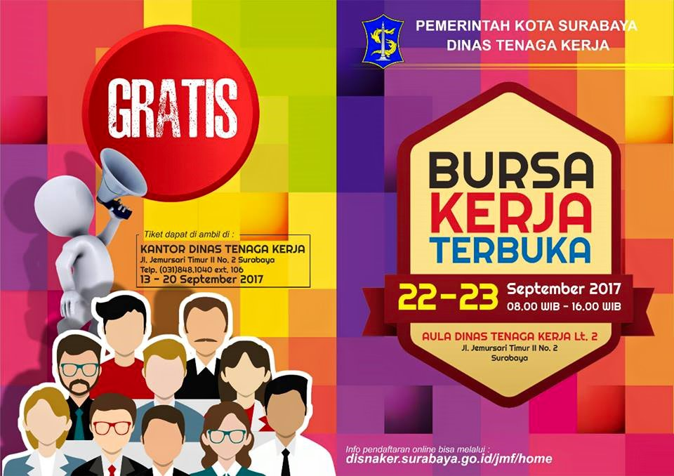 Job Fair Surabaya 22-23 September 2017