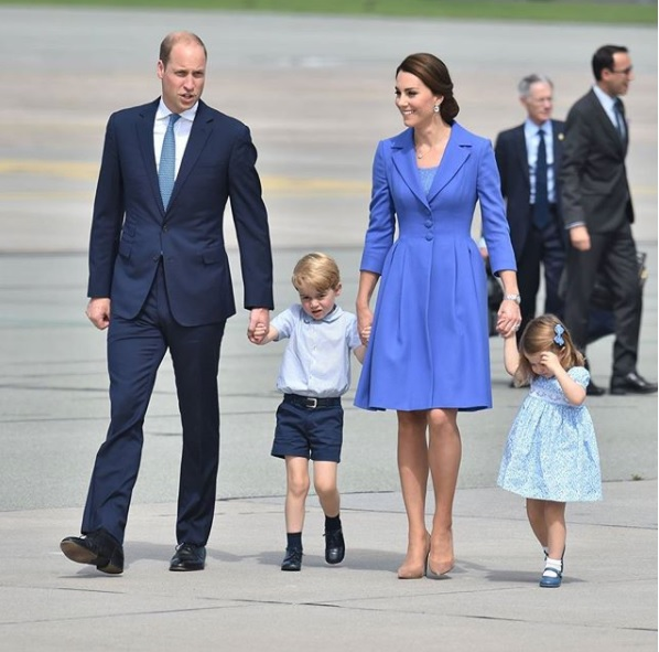 Duques Cambridge-Kensington Palace (@kensingtonroyal)