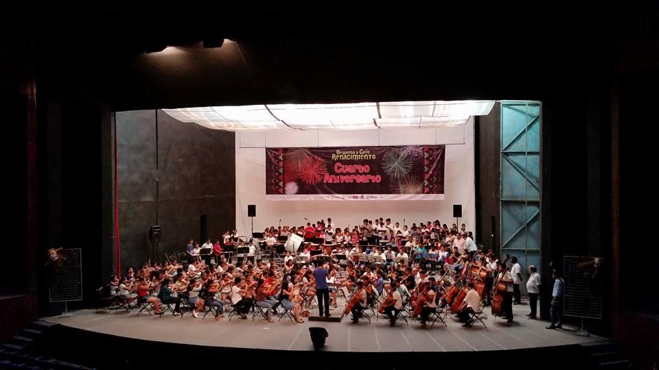 orquesta y coro Renacimiento