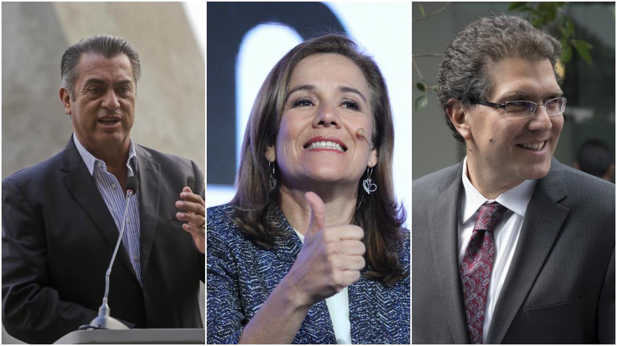 candidatos independientes, Cuartoscuro, 07122017