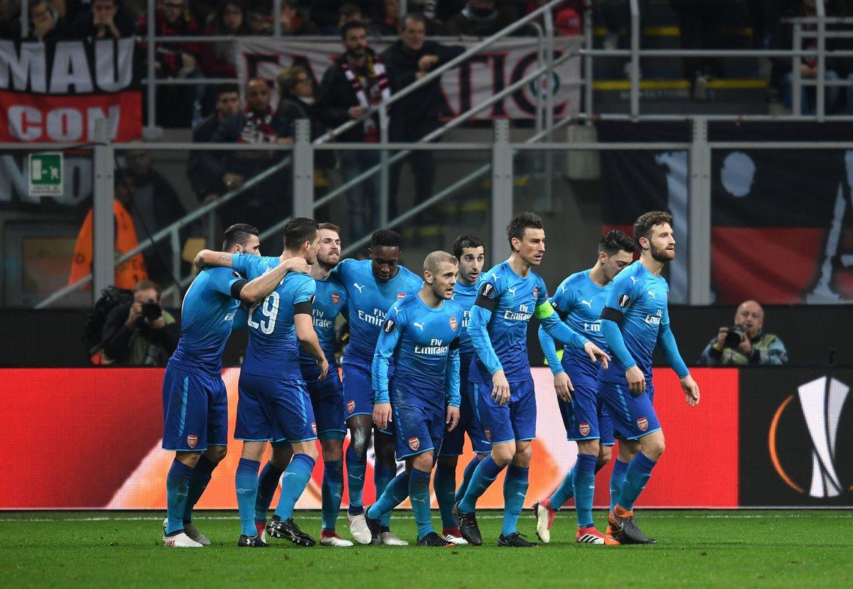 Foto: @Arsenal