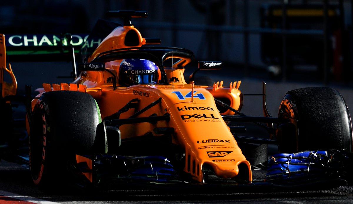 Foto: @McLarenF1