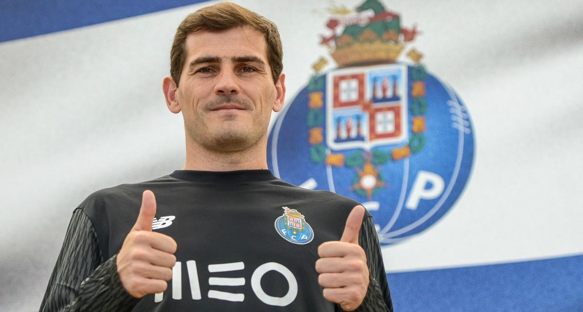 Iker Casillas, Futbol, 170518