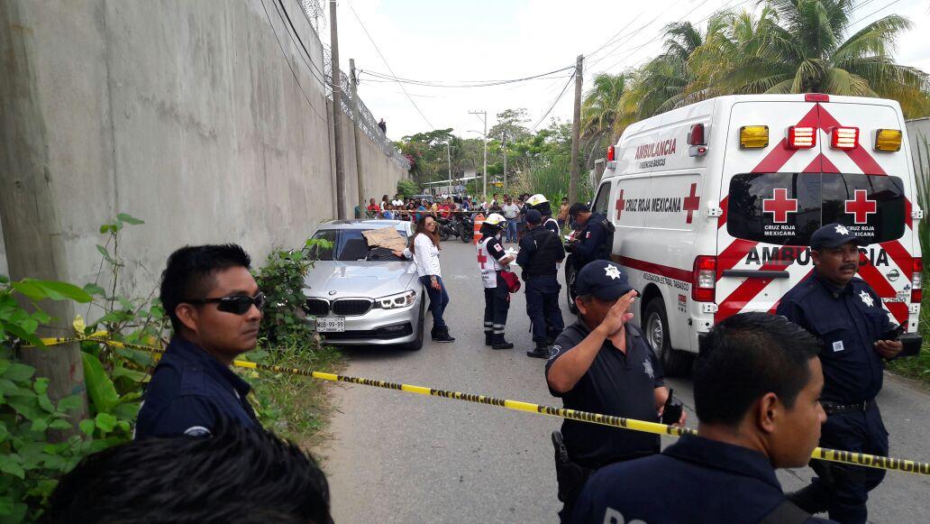 Gobernador: sicarios asesinan a un periodista en el sureste de México