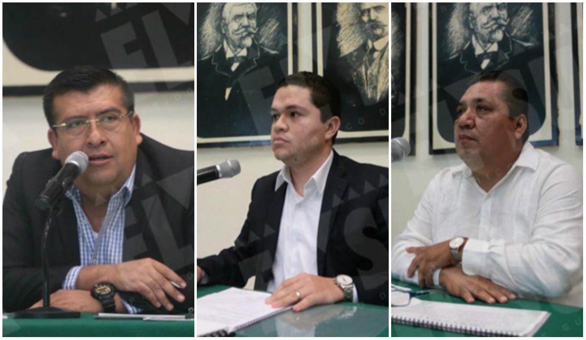 Designan a Jorge Zuriel de los Santos como nuevo fiscal de Guerrero