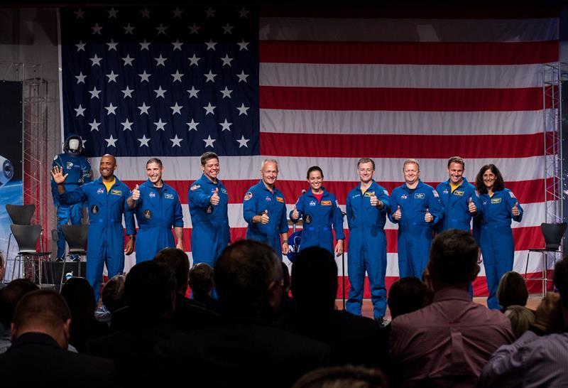 NASA anuncia a la nueva tripulación que viajará al espacio desde EEUU