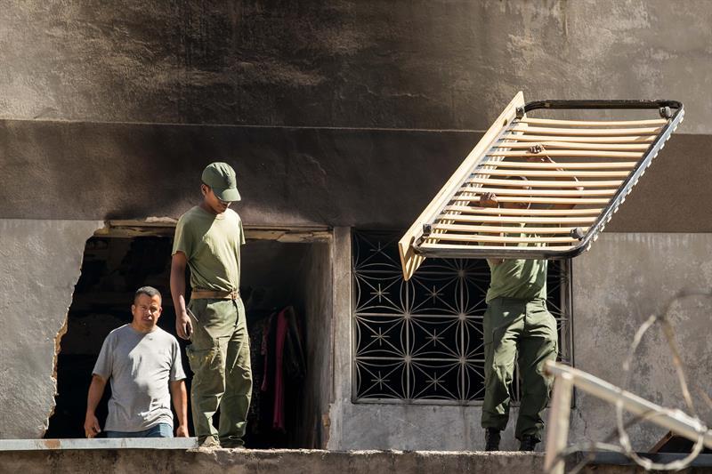 atentado contra Maduro, Venezuela, EFE, 080818