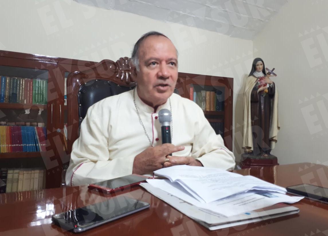 Arzobispo Leopoldo González, Mariana Labastida, 021218