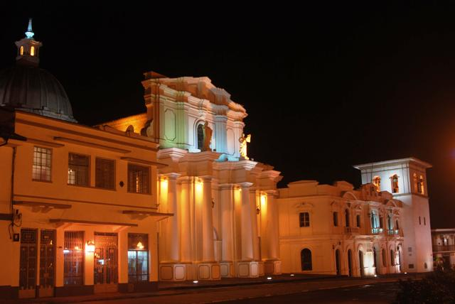 Popayán centro