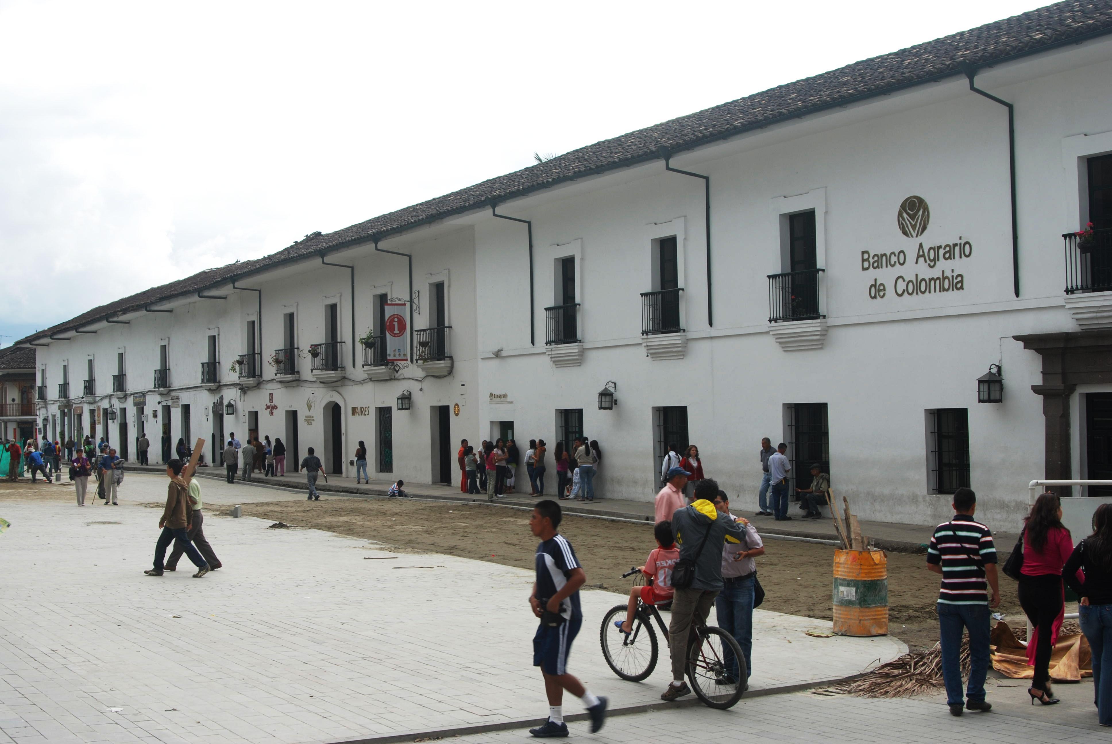 El Centro de Popayán