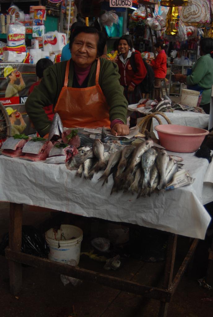 Entre pescados