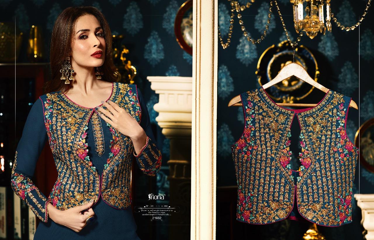 5d6892ef78 Surat Textile Hub Fiona – Malaika Arora suit wholesaler | Surat ...