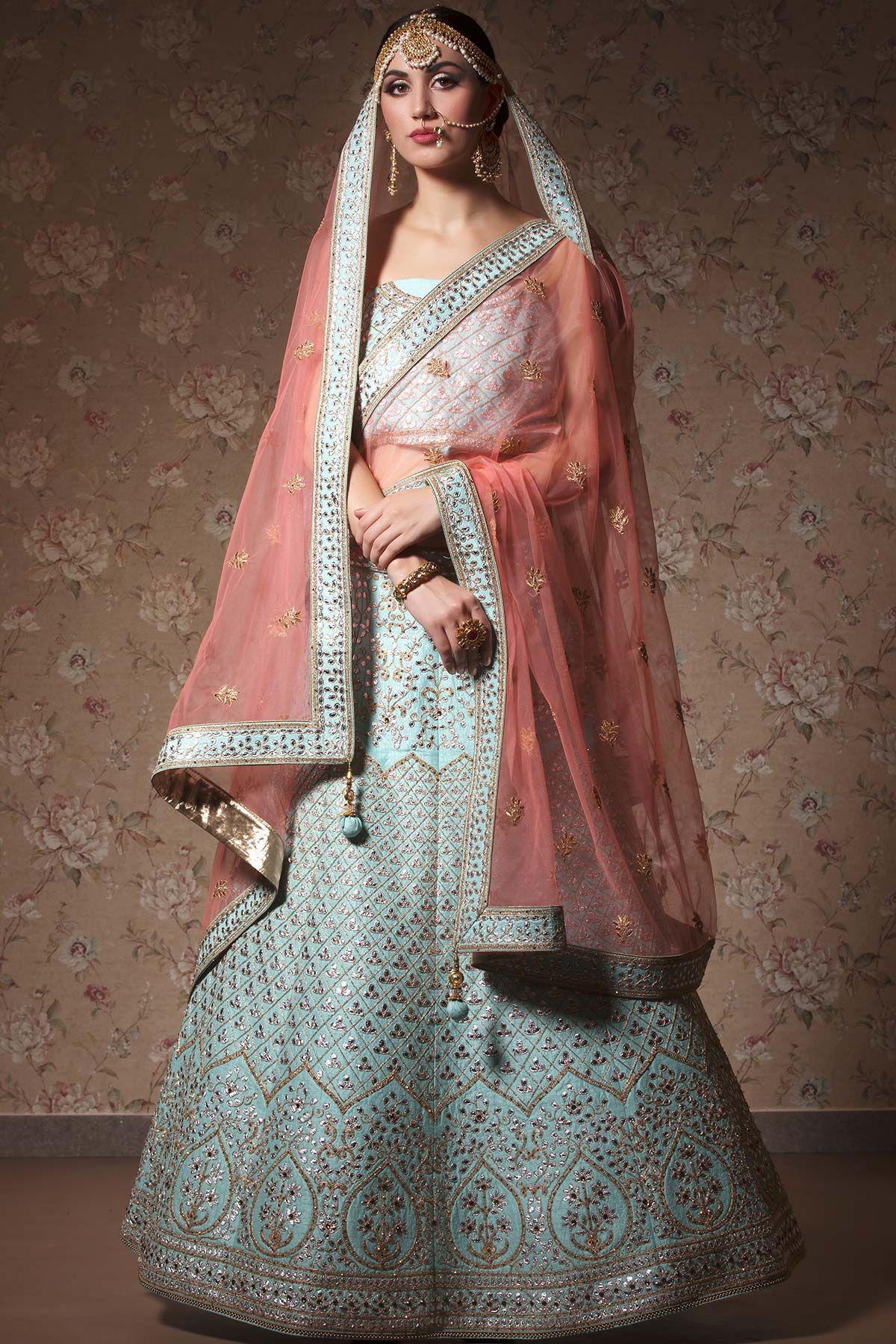 bec7b23e1d Krishna export pressent bollywood Fancy Exclusive bridal Lehenga Choli  Collection