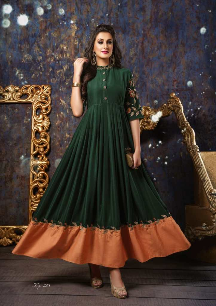 f8f650737e S4U launch kitty party vol 2 mesmerising party wear collection of gowns