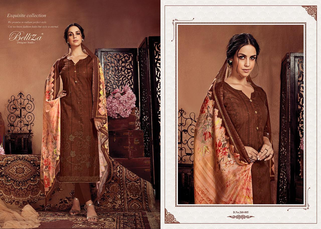 c560a11d07 Belliza designer studio gemstone cotton printed daily wear salwar kameez  collection at wholesale rate