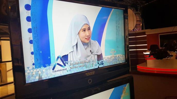 TV Alhijrah Suraya Ali