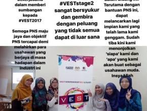 Peserta VEST 2017 USIM