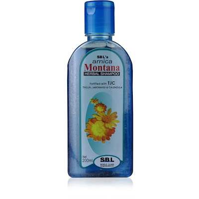 SBL's Arnica montana shampoo