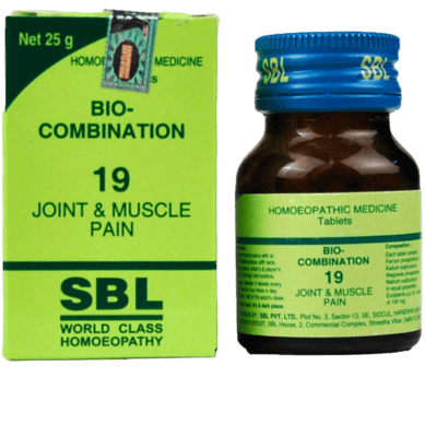 SBL's bio chemic combination no. 19