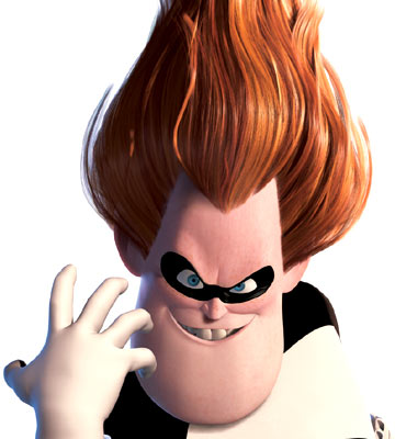 Image result for syndrome the incredibles