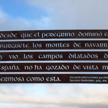 Étape 12 : Burgos-Hontanas