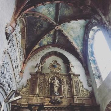 A la rencontre de Marie sur le chemin de Compostelle