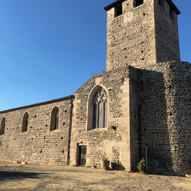 Surcompostelle /chemindeCluny /Montverdun