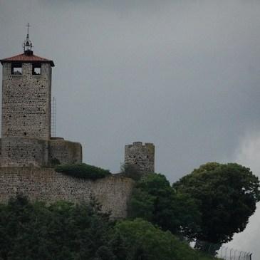Le chemin de Montaigne : Lyon- Clermont-Ferrand