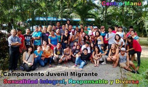 Campamento Juvenil Migrante2