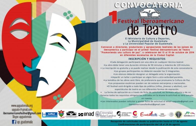 Primer Festival Iberoamericano de Teatro