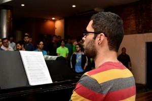 UCR Coral estrena Oratorio de Navidad3