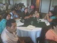 Encuentro Nacional de Organizaciones no Gubernamentales de Personas con Discapacidad, 20143