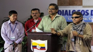 Negociaciones de paz en Colombia