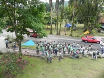 Recinto de Golfito realiza su primera Feria Vocacional
