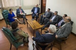 Universidades y gobierno acuerdan presupuesto para 2016