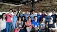 Estudiantes centroamericanos compartieron experiencias4
