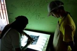 Solidaridad universitaria llega a centros penales