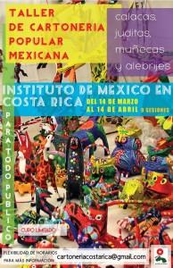 Taller de cartonería mexicana