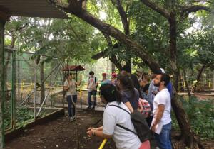 estudiantes-universitarios-visitan-centro-de-rescate