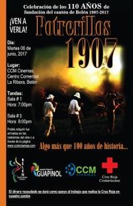 Canton de Belen celebra 100 anos